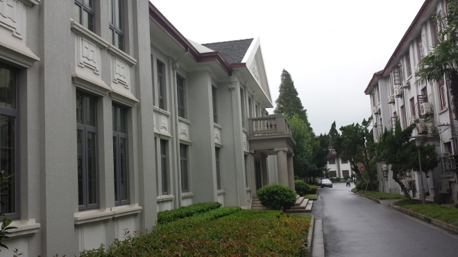 Edifici del campus