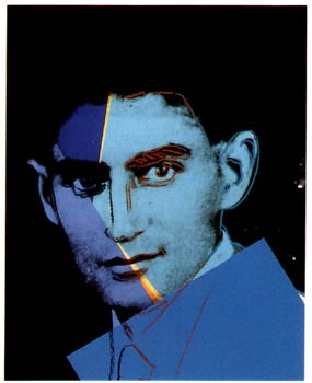 Ten Portraits of Jews of the Twentieth Century 226: Franz Kafka