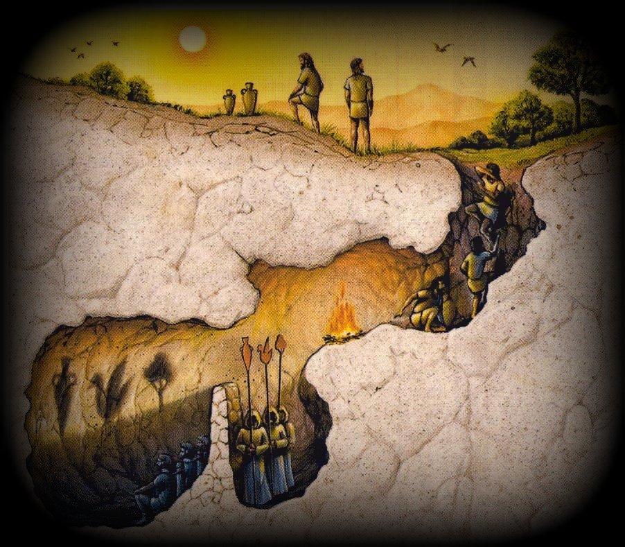 Ottobre 2013 my soul in china for Piani di caverna dell uomo